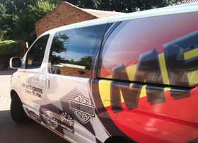 digital printing on vehicles Gauteng